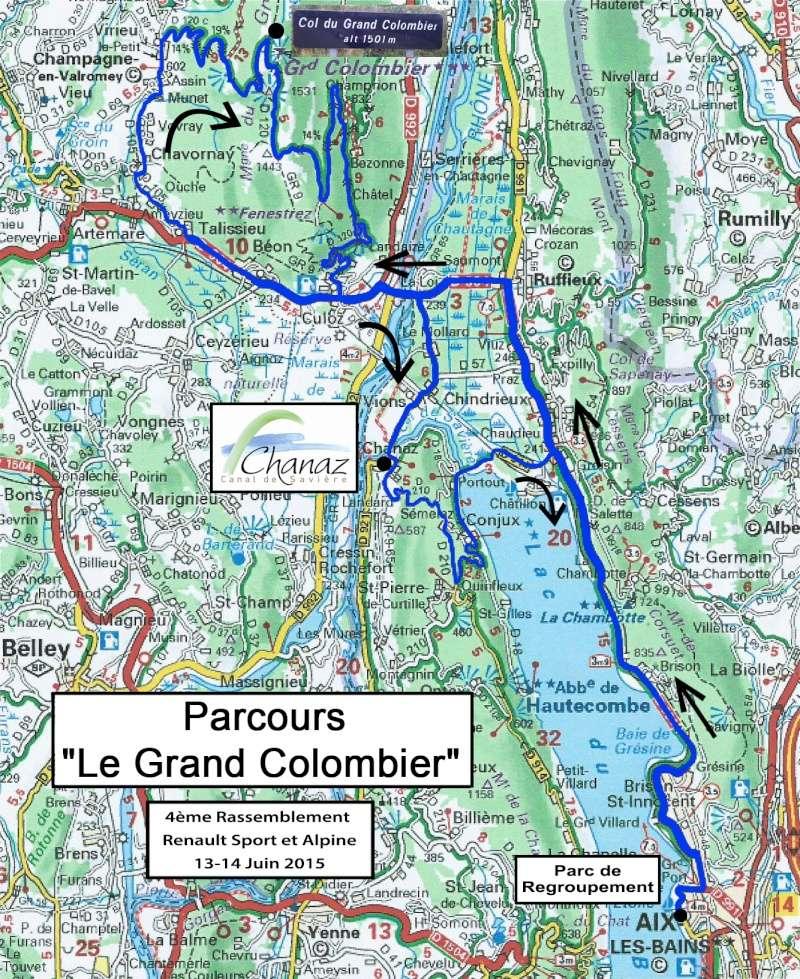 - 4e Rassemblement Renault Sport et Alpine à Aix-les-Bains - Parcou10