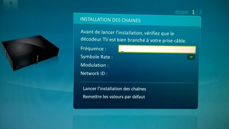 Problème installation TV  Box Sensation  Wp_20110