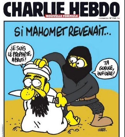 Charlie-Hebdo - 13 11 2015 - Bruxelles - Nice - Page 4 Mahome10
