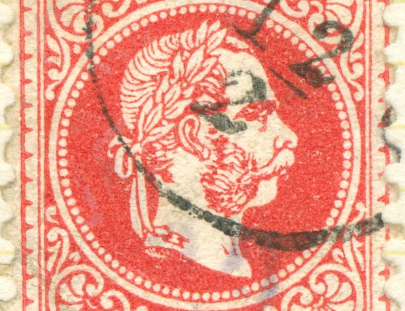 Freimarken-Ausgabe 1867 : Kopfbildnis Kaiser Franz Joseph I - Seite 8 1867_513