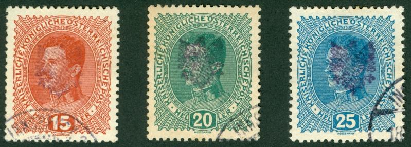 Die Freimarkenausgabe 1917/18  1867_517