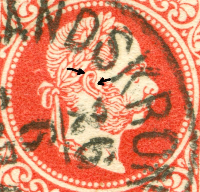 Freimarken-Ausgabe 1867 : Kopfbildnis Kaiser Franz Joseph I - Seite 9 1867_519