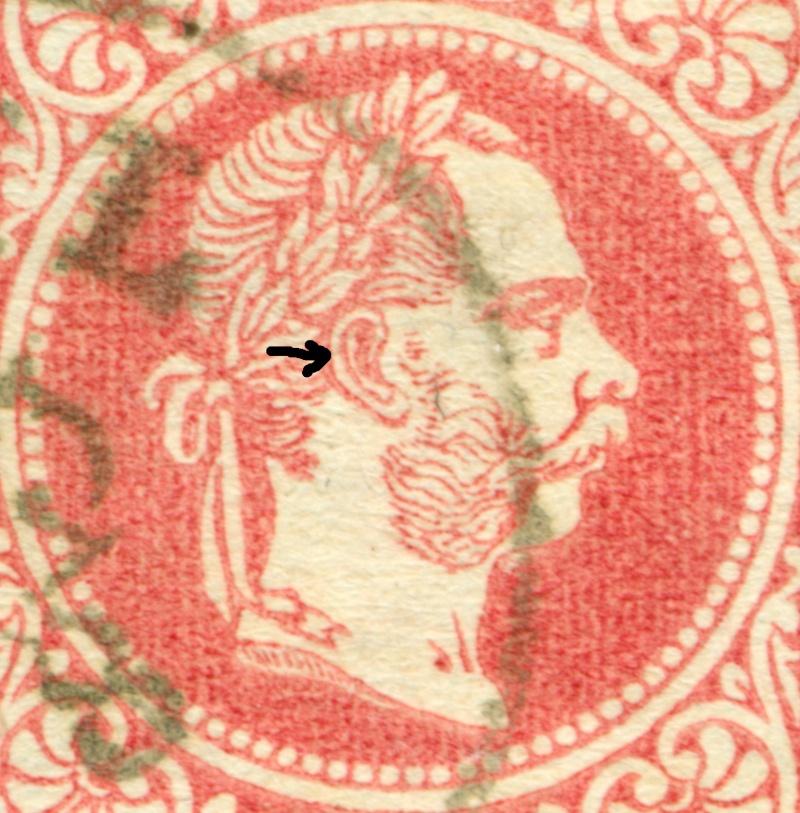 Freimarken-Ausgabe 1867 : Kopfbildnis Kaiser Franz Joseph I - Seite 9 1867_522