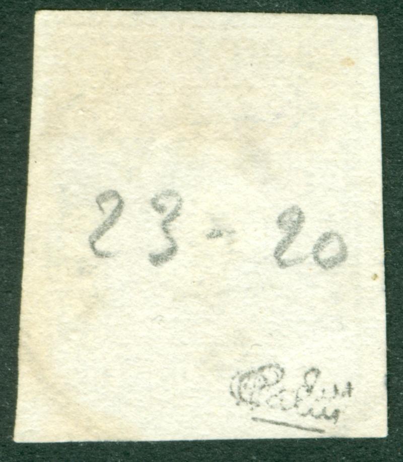 DIE ZEITUNGSMARKEN AUSGABE 1858 Zeitun11