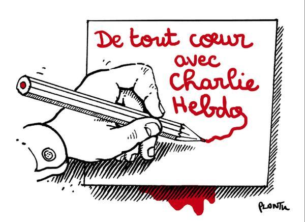 ASTÉRIX ET OBÉLIX PLEURENT CHARLIE HEBDO Detour10