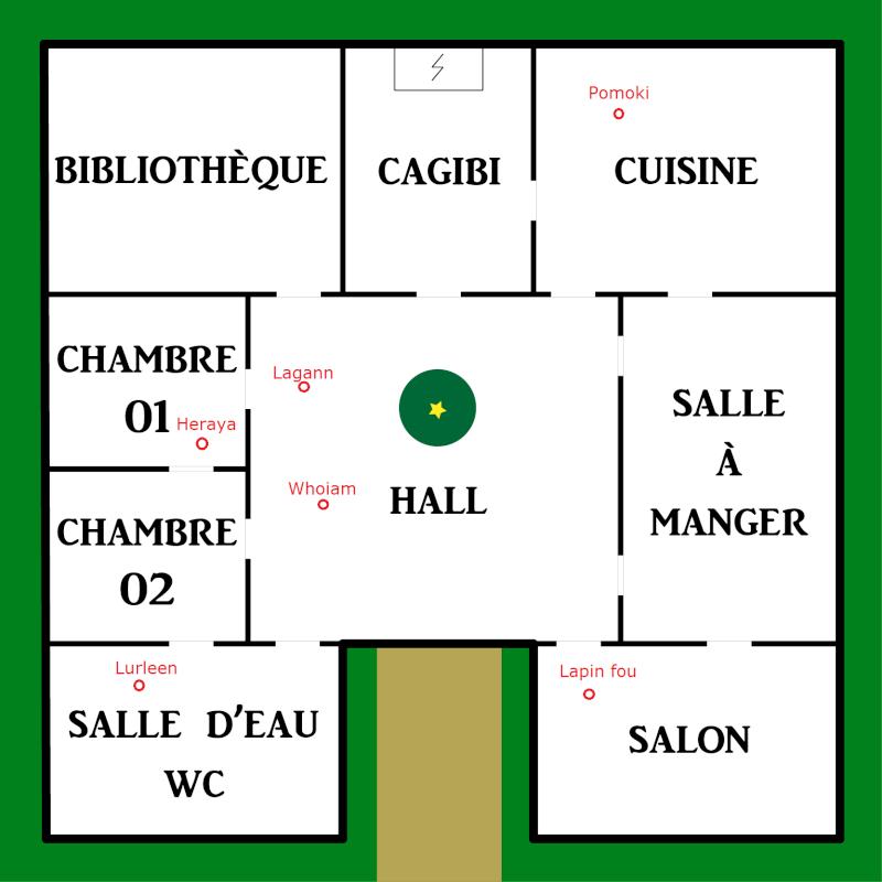 Partie Spéciale Noël [Suspension 1] - Page 3 Manoir10