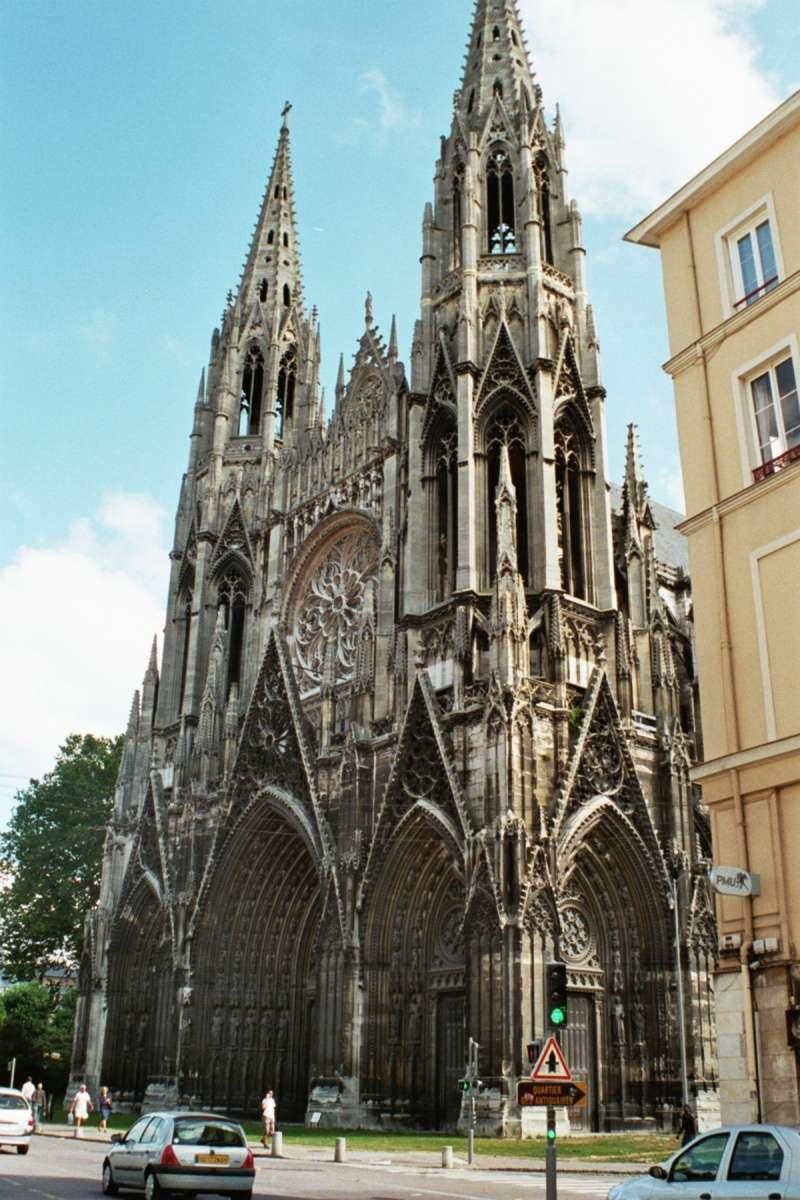 Impressionen aus Paris, Rouen und der Normandie 015_1610