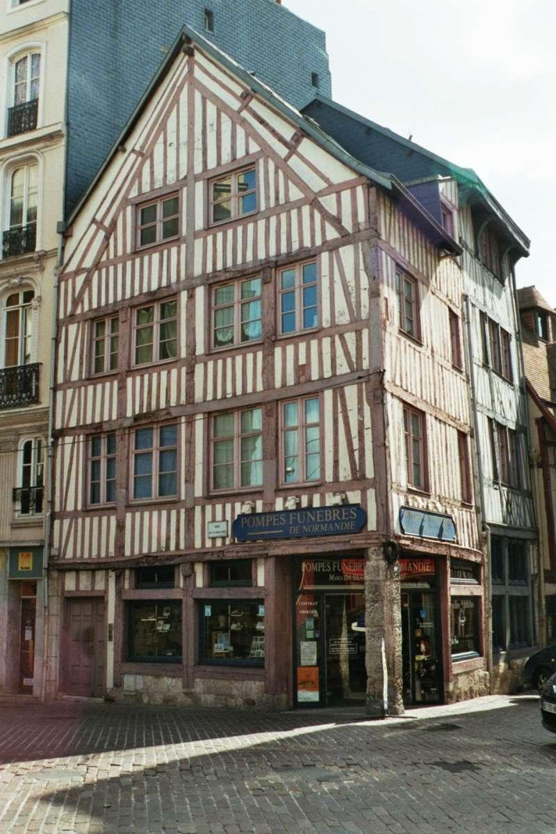 Impressionen aus Paris, Rouen und der Normandie 016_1510