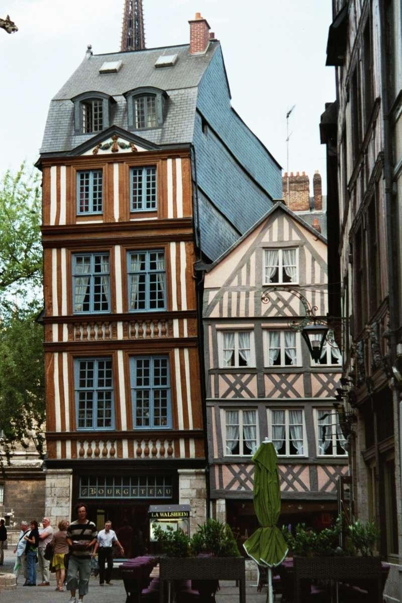 Impressionen aus Paris, Rouen und der Normandie 017_1410