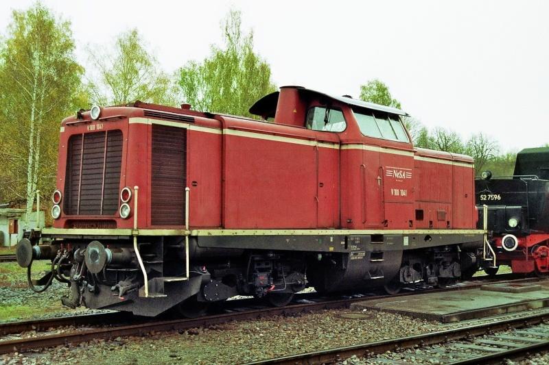 Die Baureihe V100 der DB - 211-213 2013-110
