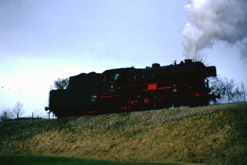Die BR 23 der DB 2015-022