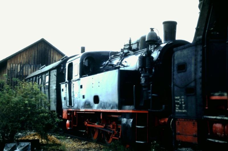 Lok 10 ehemalige EFZ Lok vom Typ Knapsack 2015-112