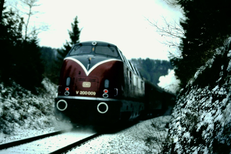Die Baureihe 220 / V200 der DB - der Klassiker 2015-150