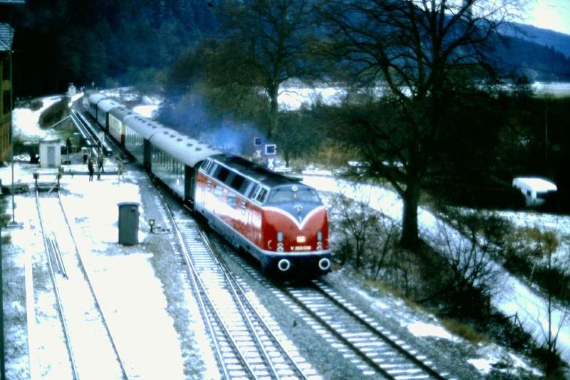 Die Baureihe 220 / V200 der DB - der Klassiker 2015-151