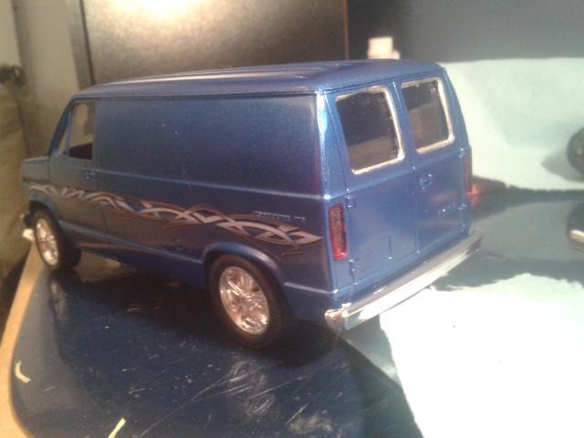 Ford Van  20150116