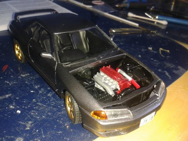 Nissan GTR 32  20150137