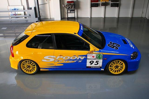 Honda civic en convertion racing Tumblr10