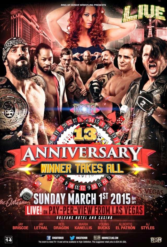 ROH 13th Anniversary du 1/03/2015 Roh-wi10