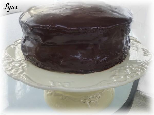 Gâteau au chocolat de Francine Marchand (ma version) Franci12