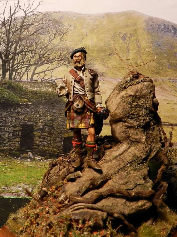 Highlands clansman (54mm) 00113