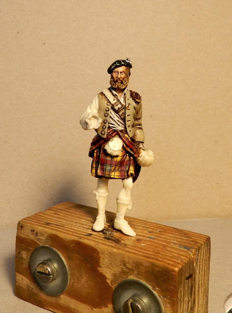 Highlands clansman (54mm) 00212