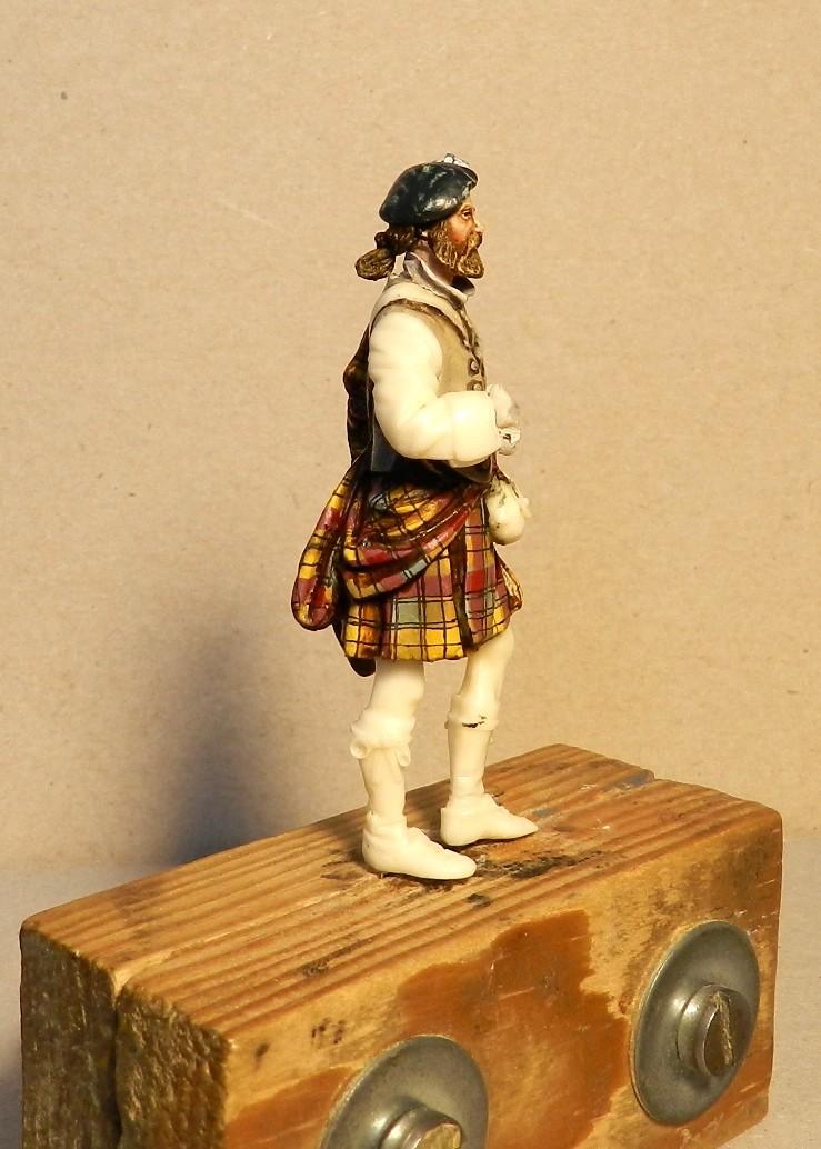 Highlands clansman (54mm) 00311