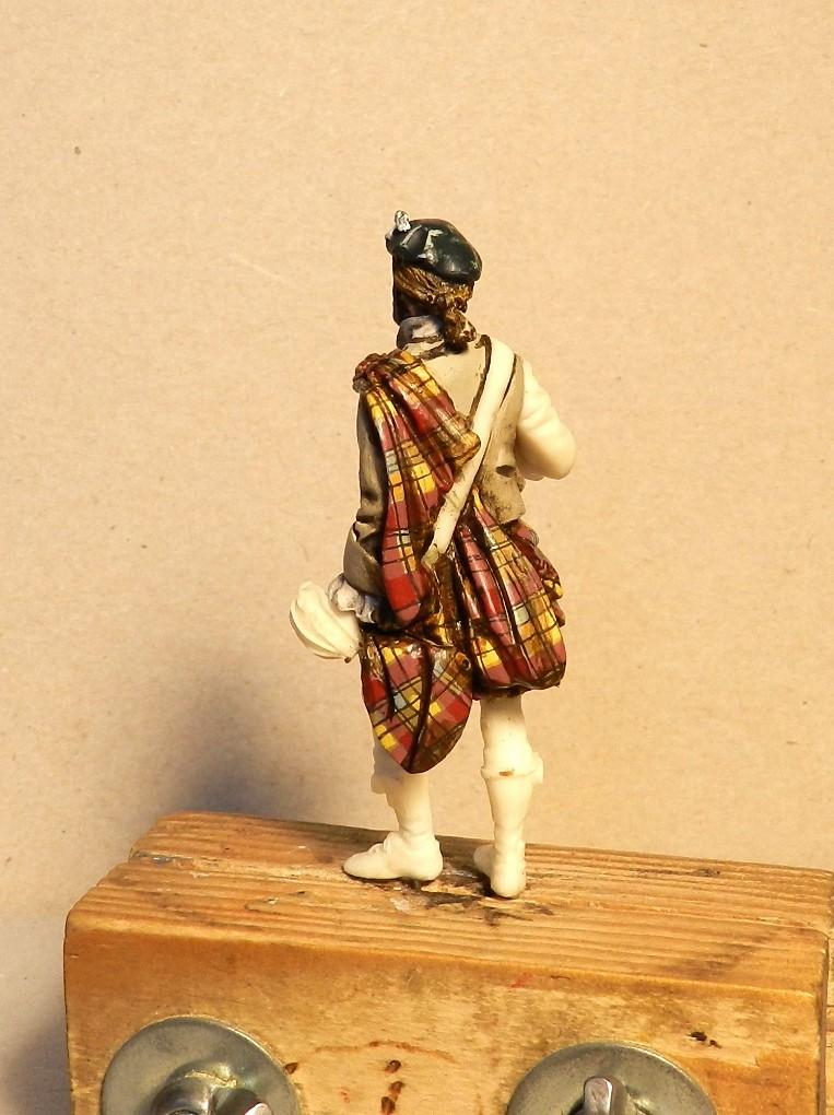 Highlands clansman (54mm) 00412