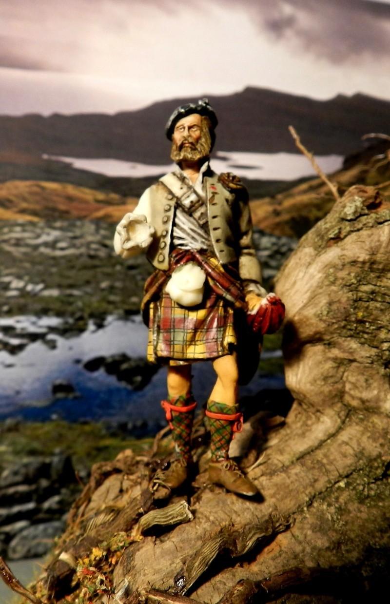 Highlands clansman (54mm) 00511