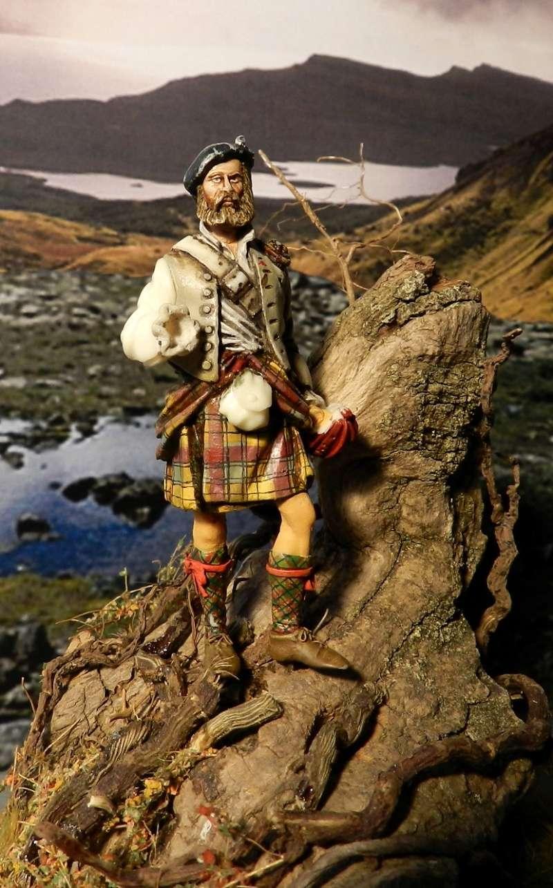 Highlands clansman (54mm) 00710