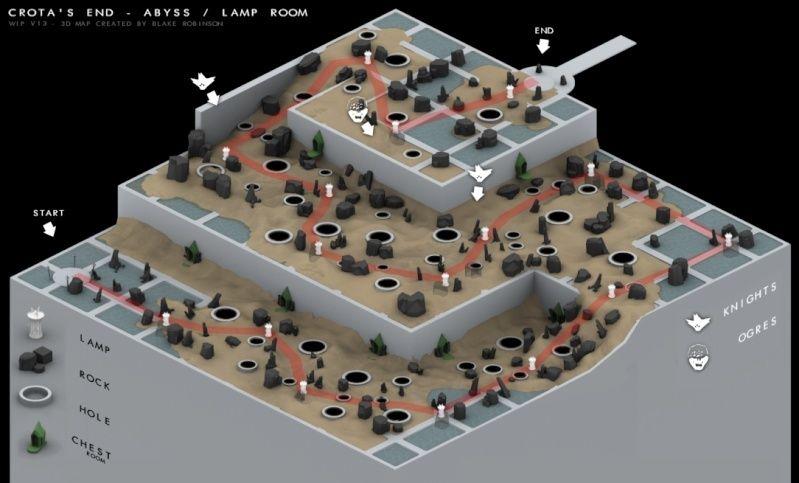 Destiny: Crota's End Abyss Map Bwgk6w10