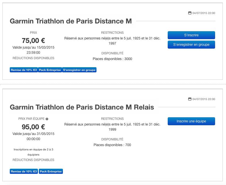 Triathlon de Paris le 5/07 à 75€ mini, ils sont malades!!! Captur28