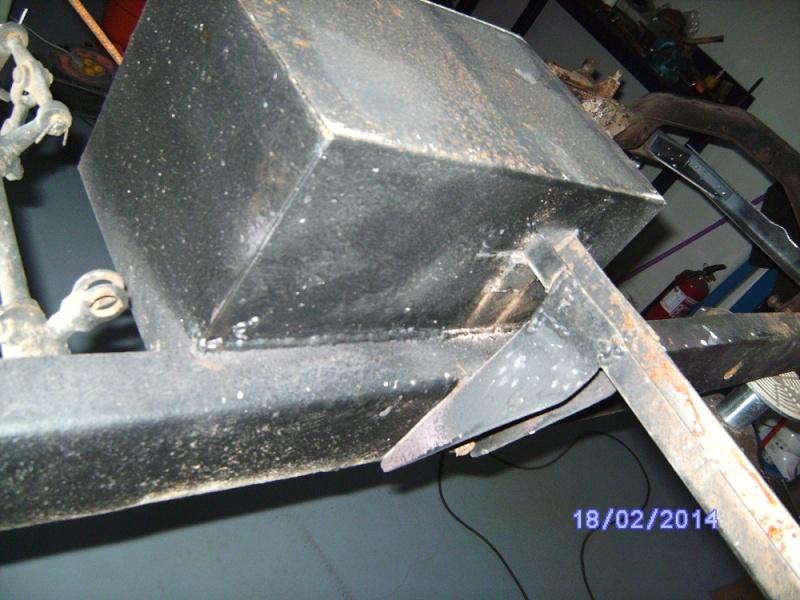Restauration citroen trefle moteur - Page 2 Sany1126