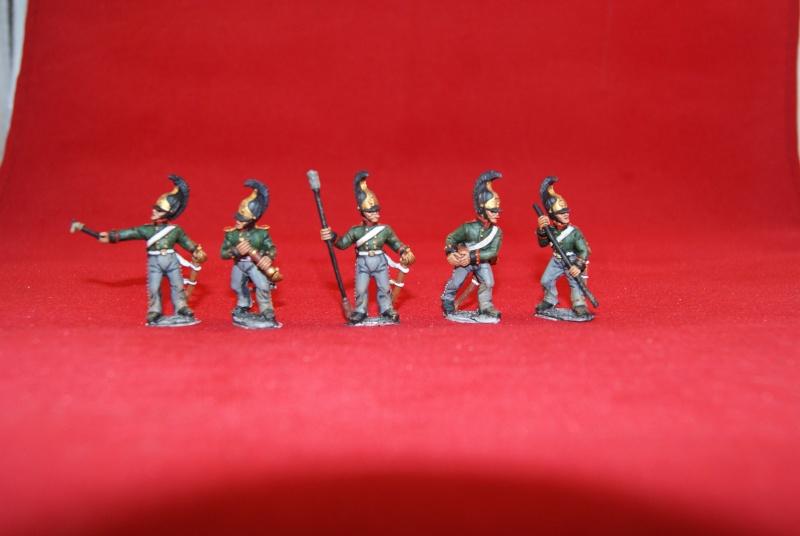 28mm Figuren Russen16