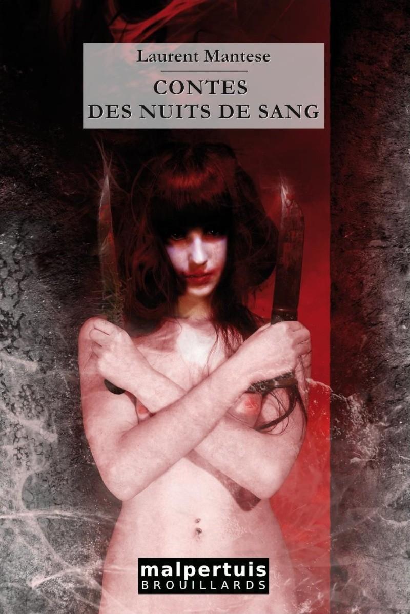 Contes des Nuits de Sang de Laurent Mantese Arton510