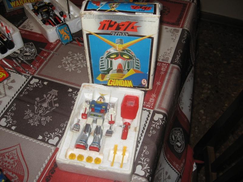Gundam clover ST Img_3644