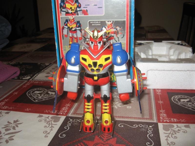 Mekanda robot Bullmark Img_3746