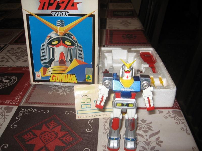 Gundam clover ST Img_3749