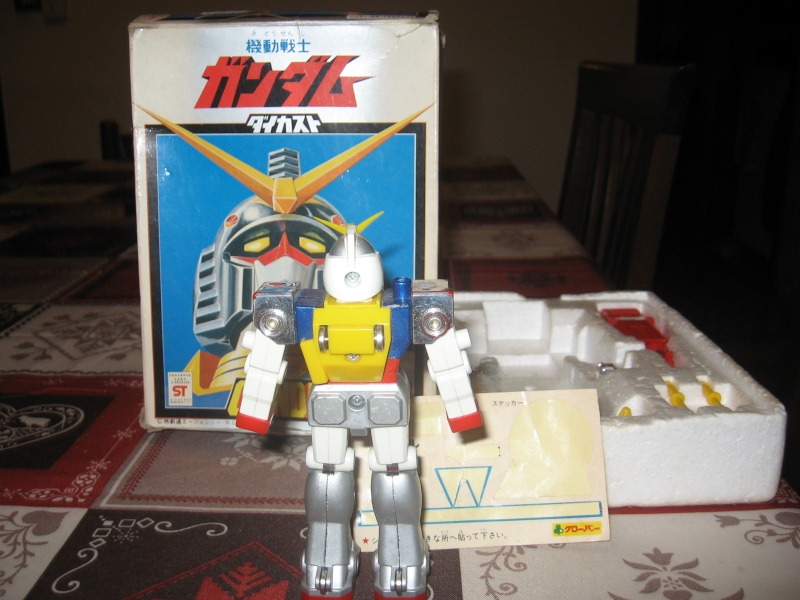 Gundam clover ST Img_3750