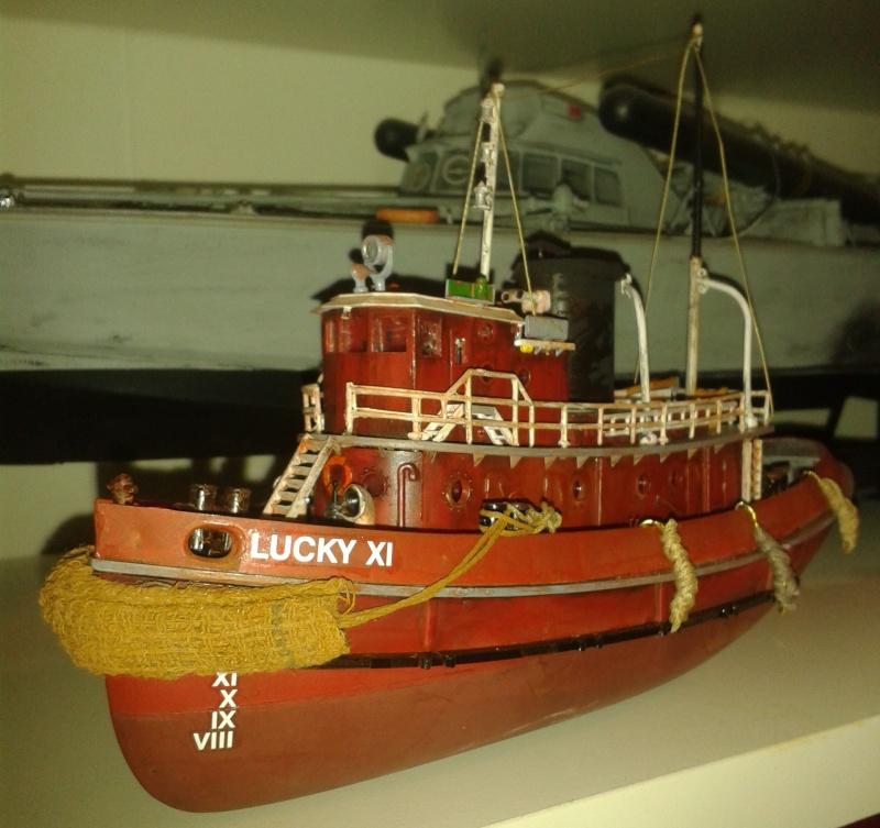 1/108 Harbour Tug Boat Revell 2015-010