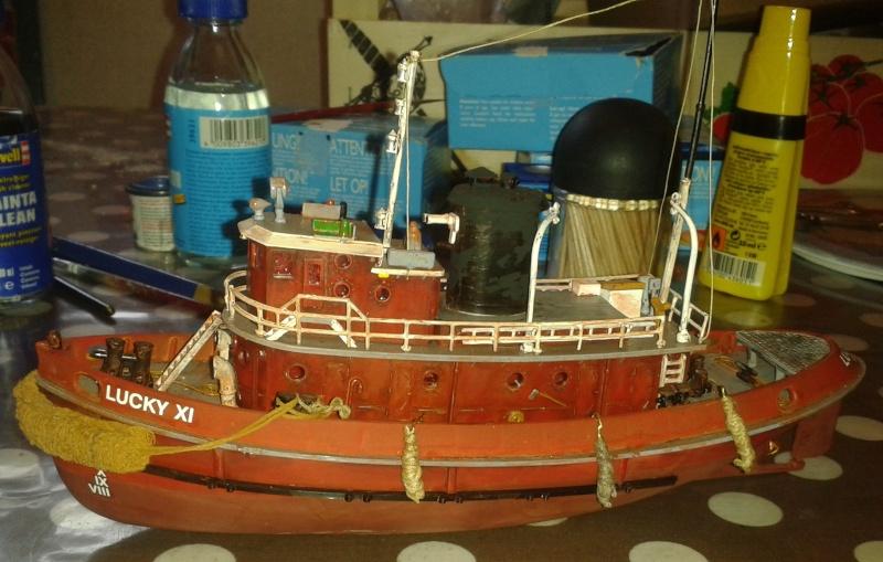 1/108 Harbour Tug Boat Revell 2015-012