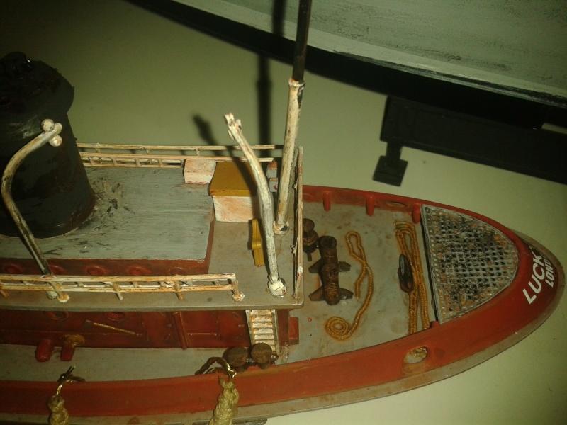 1/108 Harbour Tug Boat Revell 2015-013