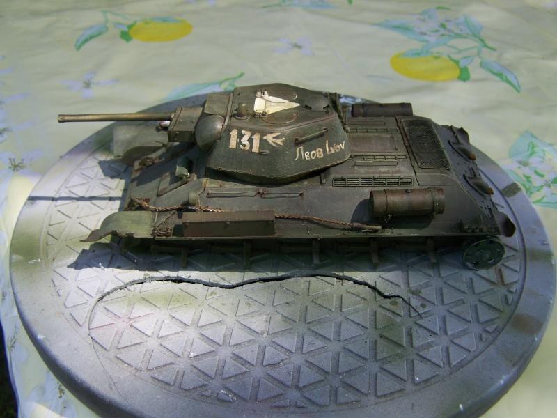 T34/76 mod D ,Crimée,avril 1944 100_6810