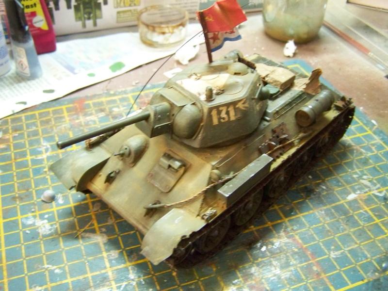 T34/76 mod D ,Crimée,avril 1944 100_6912
