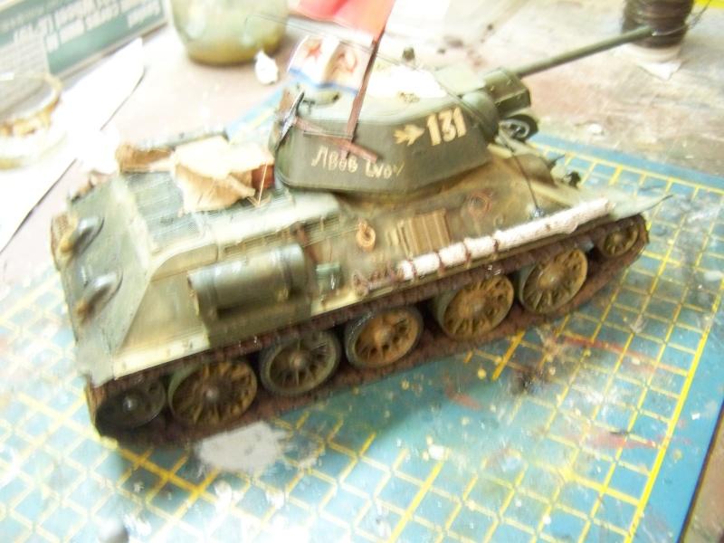 T34/76 mod D ,Crimée,avril 1944 100_6913