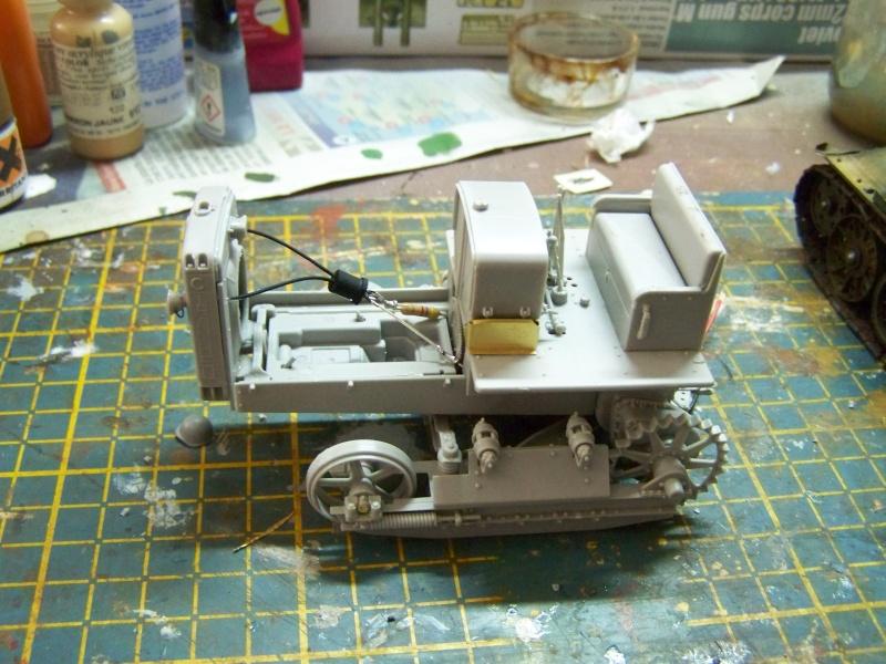 CANON OBUSIER 152 mm + tracteur CHTZ S65 1/35 100_6915