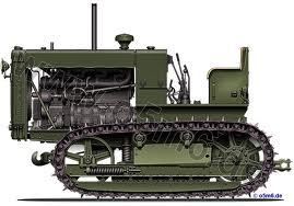 CANON OBUSIER 152 mm + tracteur CHTZ S65 1/35 Index15