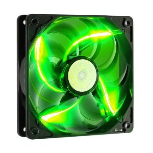 FS- Cooler Master  120mm Red & Green LED Case Fan 120mm 51arlv10