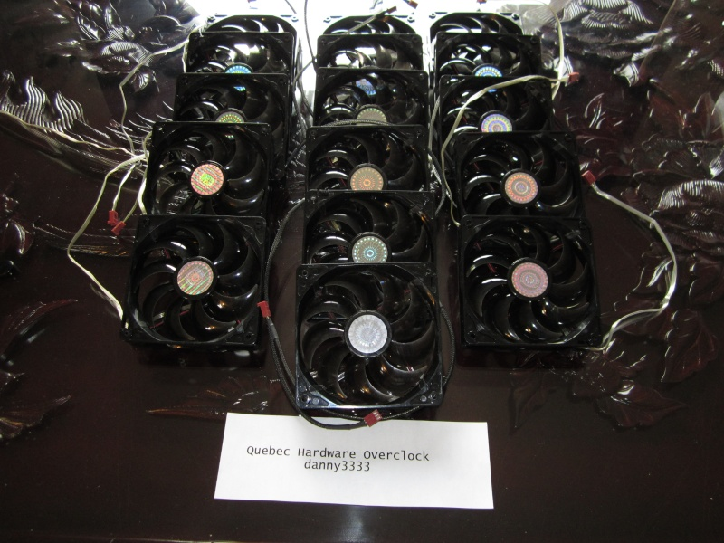 FS- Cooler Master  120mm Red & Green LED Case Fan 120mm Img_2727