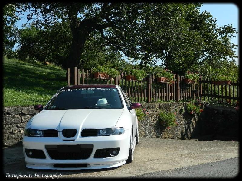 Seat Toledo² Un air ride et 4 Maserati Granturismo en 20. Shoot_11
