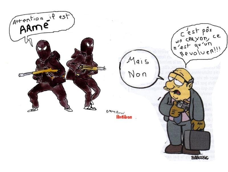 Mort de rire, Charlie - Page 6 Dessin10